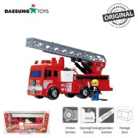 Daesung Toys Truck King Super Fire Engine DS-926 Fire Truk Korea