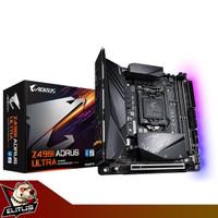Motherboard Gigabyte Z490I Aorus Ultra Mini-ITX LGA1200 Comet Lake