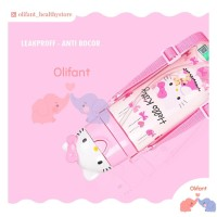 Botol minum Hello Kitty KT 3687