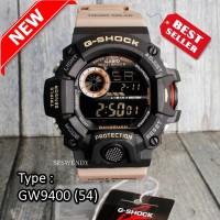 PALING LAKU !!! G Shock RANGEMAN GW-9400 Cream Army Jam tangan pria