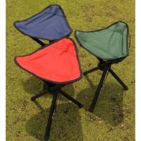 Kursi Lipat / Bangku Mini untuk Memancing - Biru