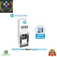 HP Tinta GT53 Black Original 90ml Ink Bottle 90 ml GT 53 - Hitam