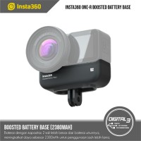 Insta360 One R Boosted Battery Base 2380mAh Insta 360 Baterai Original