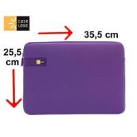 Tas Laptop Case Logic Sarung Softcase Macbook Sleeve 13 inch - ungu