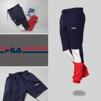Celana Olahraga Pria Training FILA Three Colour Grade Original Premium