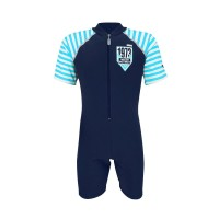 Arena Childrens Sunsuit NBTU AUV-20305 Baju Renang Jumpsuit Anak Biru