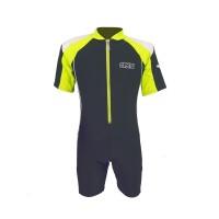 Arena Childrens Sunsuit GY AUV-20312 Baju Renang Jumpsuit Anak Grey