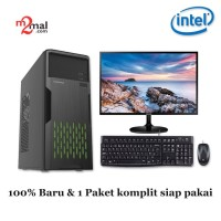 PC OxyGen C34122 Intel Core i3-7100 3.9Ghz 3MB Bonus Webcam