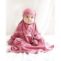 Gamis Anak Perempuan Raida / Gamis Bayi 0-5 Tahun