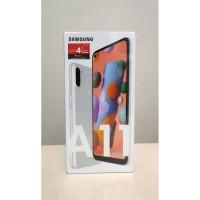 Samsung Galaxy A11 Smartphone [3GB/ 32GB] Garansi Resmi - Hitam