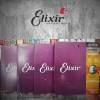 Senar Gitar Akustik Elixir .012-053 - Bronze - Nanoweb 11052