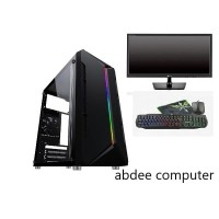 PC GAMING I7 RAM 8 GB WITH 19 IN LG MONITOR SIAP PAKAI