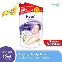 Biore Body Foam Relaxing 800 ML