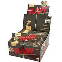 Jual raw classic black + Tbk Strawberry Mint 3gr