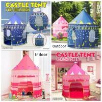 TENDA ANAK CASTLE JUMBO KASTIL Mainan Anak Rumah Rumahan Lipat
