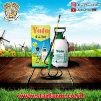 Sprayer / Semprotan YOTO Kapasitas 4 Liter - Star Farm