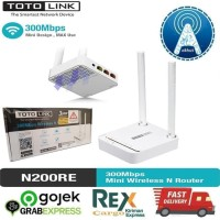 Totolink N200RE Router Wireless N Mini 300Mbps