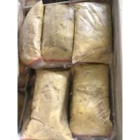 Durian Beku / Frozen untuk olahan es krim