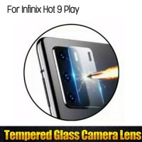 Tempered Glass Kamera Infinix Hot 9 Play Lens Camera Back Handphone