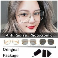 COD kacamata fotokromic anti radiasi blue rays