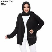 cardigan cardy outerwear kaos outer polos murah big size jumbo rajut