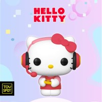 Funko Pop Sanrio Hello Kitty - Gamer Hello Kitty IE
