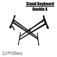 Stand Keyboard Double X Besi Kuat Paladin SK-55 SK55