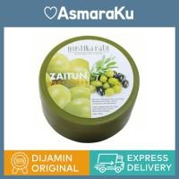 Mustika Ratu Body Scrub Olive Oil Zaitun - 200 g