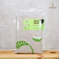 Tepung Beras Hitam Organik MPASI 500gr - Lingkar Organik