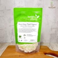 Beras Ketan Putih Organik 500gr - Healthy Choice