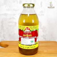 Bragg Organic Apple Cider Vinegar Drink & Honey 473 ml