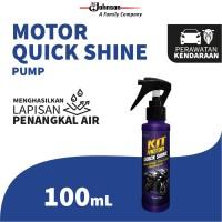 Kit Motor Quick Shine Pump 100ml