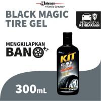 Kit Black Magic Tire Gel 300mL