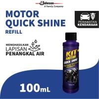 [Dapat 2 pcs] Kit Motor Quick Shine Refill 100mL