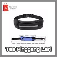 Tas Pinggang Jogging Belt Bag WATERPROOF Sport Lari Running Pouch