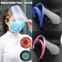 Face Shield APD Dental Buka Tutup Pelindung Wajah Corona