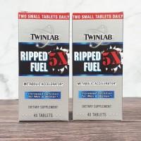 Twinlab Ripped Fuel 5X Fatu Burner 40 Tablets