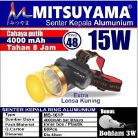 Headlamp / Senter Kepala Mitsuyama MS-161P