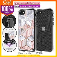 Case iPhone SE 2020 / 8 / 7 Spigen Ciel Cecile Motif Casing