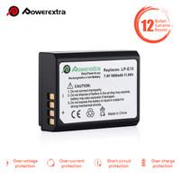 POWEREXTRA BATTERY CANON LP-E10 FOR 1100D 1200D 1300D ETC