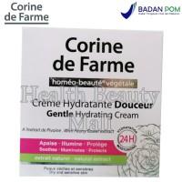 Corine de Farme Gentle Hydrating Cream 50 ml - Krim Melembapkan Kulit