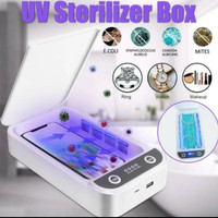 uv box sterilizer anti virus kuman disinfektan