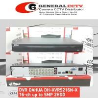 Dvr 16 Channel Dahua XVR5216AN-X Pentabrid up to 5MP Original Garansi