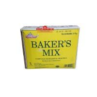 BAKERS MIX ANCHOR 1 KG REPACK BUTTER BLEND HALAL IMPORT UTK KUE KERING
