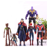 Action Figure Avengers Captain Marvel Set isi 5
