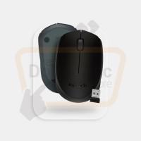 Mouse Wireless Logitech M170 Black Garansi 1 Tahun