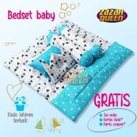 Kasur Bayi / Baby Bedset / Bedcover bayi / Selimut Bayi / Kado Lahiran
