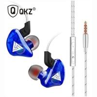 QKZ Earphone HiFi With Mic CK5-Blue