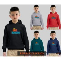 sweater hoodie anak the god of high school - rifki collection