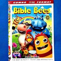 Kaset DVD Film Animasi Bible Bees Kartun Hewan Favorit Anak Anak